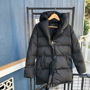 Via Spiga Duck Down & Waterfowl Puffer Jacket